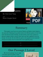 book talk l1 portfolio
