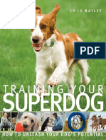 Training Your Superdog - Gwen Bailey