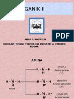 Amina Dan Sulfonamida