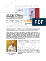 Webjornalismo - Giba Colzani aborda tendências da publicidade em palestra