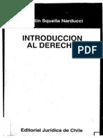 Introduccion Al Derecho Primera Parte Agustin Squella