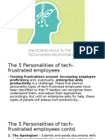 Unlocking Value in the Tech:Human Relationship