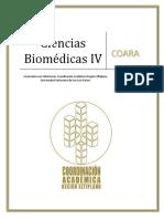 Cuadernillo de Prácticas Biomedicas IV