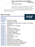 Game Design - Theory and Practice, 2nd Edition
