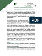Release - Produtividade é maior em clones de eucalipto do Brasil, diz estudo