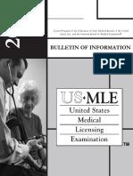 USMLE Bulletin