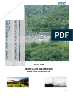 2434 Boletin Estadistico 16 Del Sector de Electricidad 2014