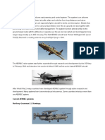 AWACS system and comparison