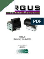 Manual de billetero Argus