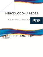 Redes Introduccion