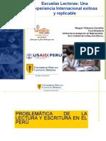 Escuelas Lectoras Una Experiencia Internacional Exitosa y Replicable