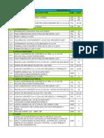 Presupuesto Sid 006-2015