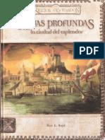 Reinos Olvidados - Aguas Profundas