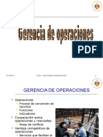 Procesos GS