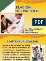 Relacion medico paciente - USMP
