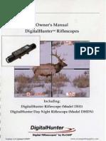 Elcan DayNight Hunter Manual