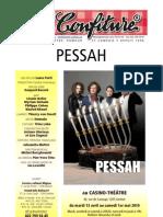 Pessah par la Cie Confiture