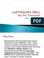 Earthquake Drill - Ppt
