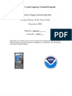 Tofte Core Village Community Plan (306-12-07)