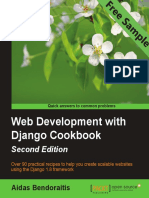 Web Development with Django Cookbook - Second Edition - Sample Chapter