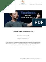 Internet Neutrality v/s Facebook Free Basics|Free Internet with internet.org