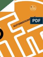 Ifm Gesamtkatalog Automationbook 2016