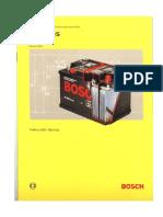 Baterías 2000 Bosch