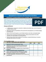 EnvironmentalCleaning Assessment