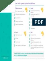 Checklist de Limpieza Aliada