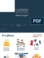 Lazada Philippines Affiliate Program