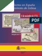 Efectos del Terremoto Lisboa en España