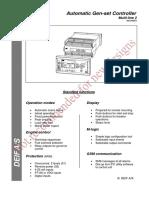 AGC-2 Data Sheet 4921240257 UK