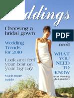 2010 Wedding Guide Boulder, CO