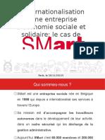 Atelier 7 - SMART