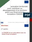 Atelier 8 - Financements FAEDER - Région 14