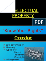 Intelectual property