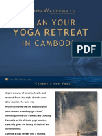 Planning Your Yoga Retreat in Cambodia