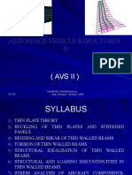 jntuh 3-1 aerospace vehile stuctures -II