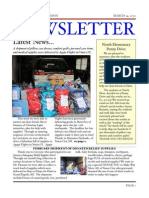 Haiti Care Mission March Newsletter