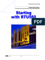 RTU560-Step-by-Step