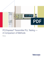 PCI Express® Transmitter PLL Testing_65W-25911-0