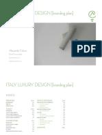 ILD Branding Plan - Indice [ITA]