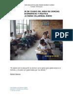 PREPARADOR  de ECONOMIA Y POLITICA GRADOS 10 Y 11