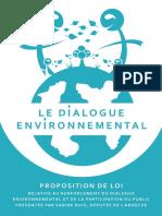 Brochure Proposition de loi Sabine Buis