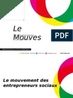 Atelier 9 - Mouves - Erasmus Young Entrepreneurs