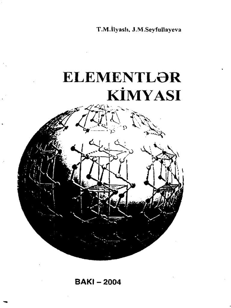 Elementlər Ki Myasi