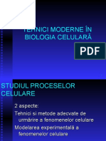 Tehnici moderne +