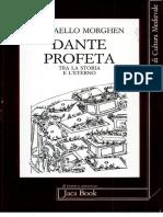 Morghen Dante Profeta