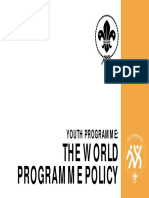 WOSM Programme Policy_E