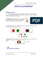 Postulados Basicos de Probabilidad